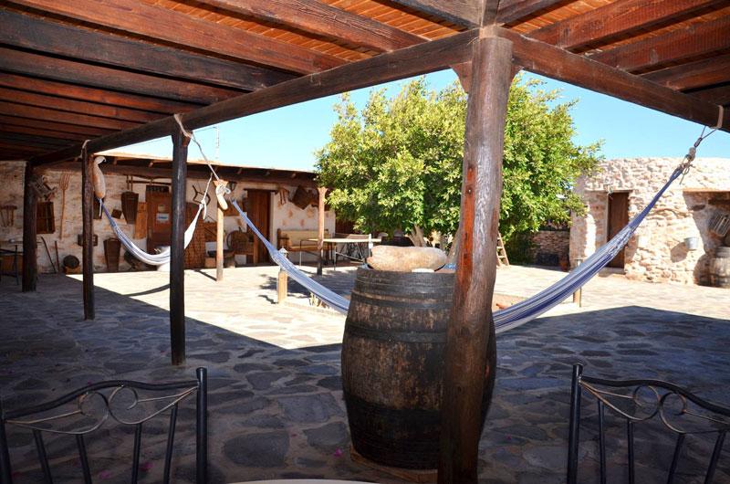 patio-gayria-casas-rurales-fuerteventura