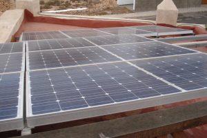 Energía solar Tamasite Fuerteventura